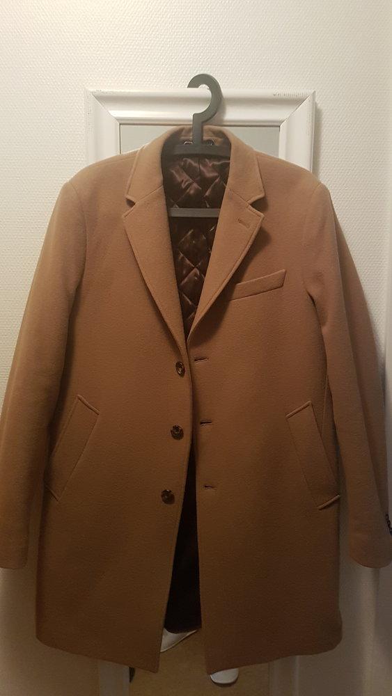 gant the harrison coat
