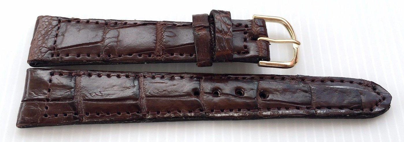 20mm dark brown croc June 2016_1.