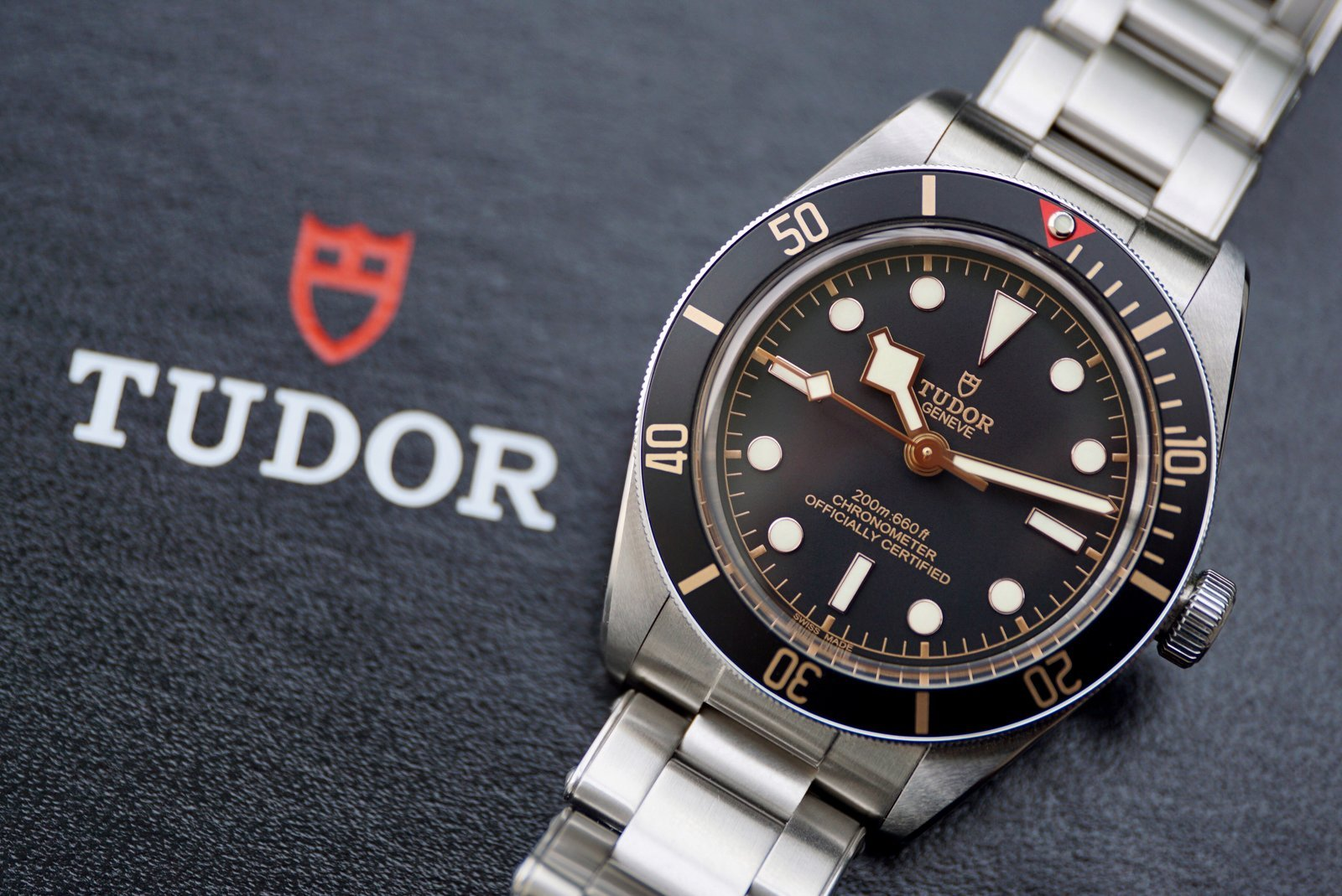 Review Tudor Blackbay 58 Aka Bb58
