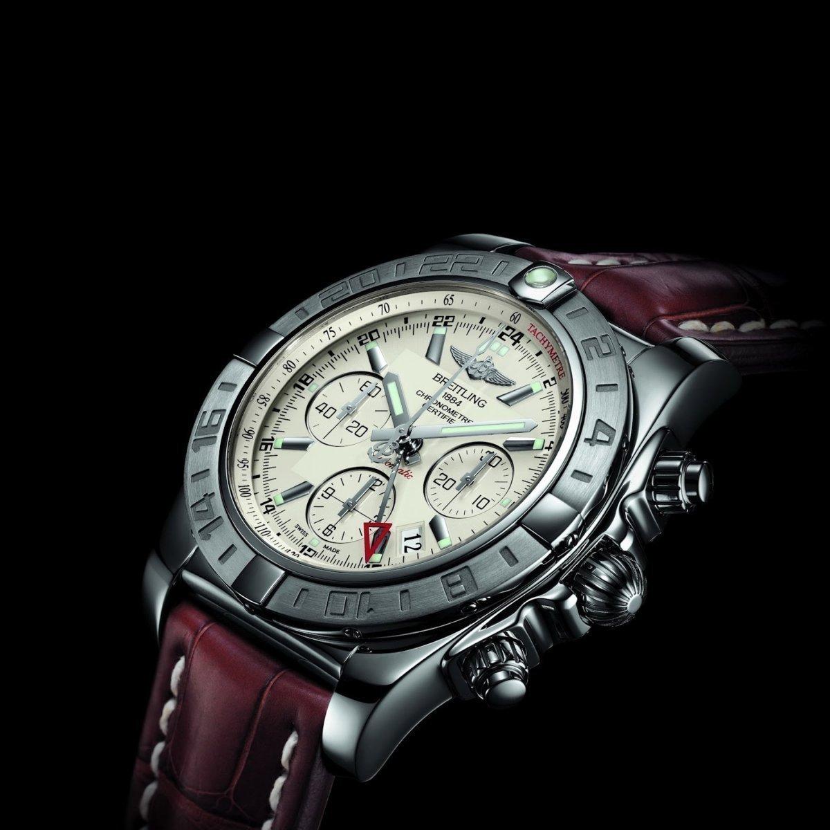 BREITLING Chronomat 44 GMT 00.
