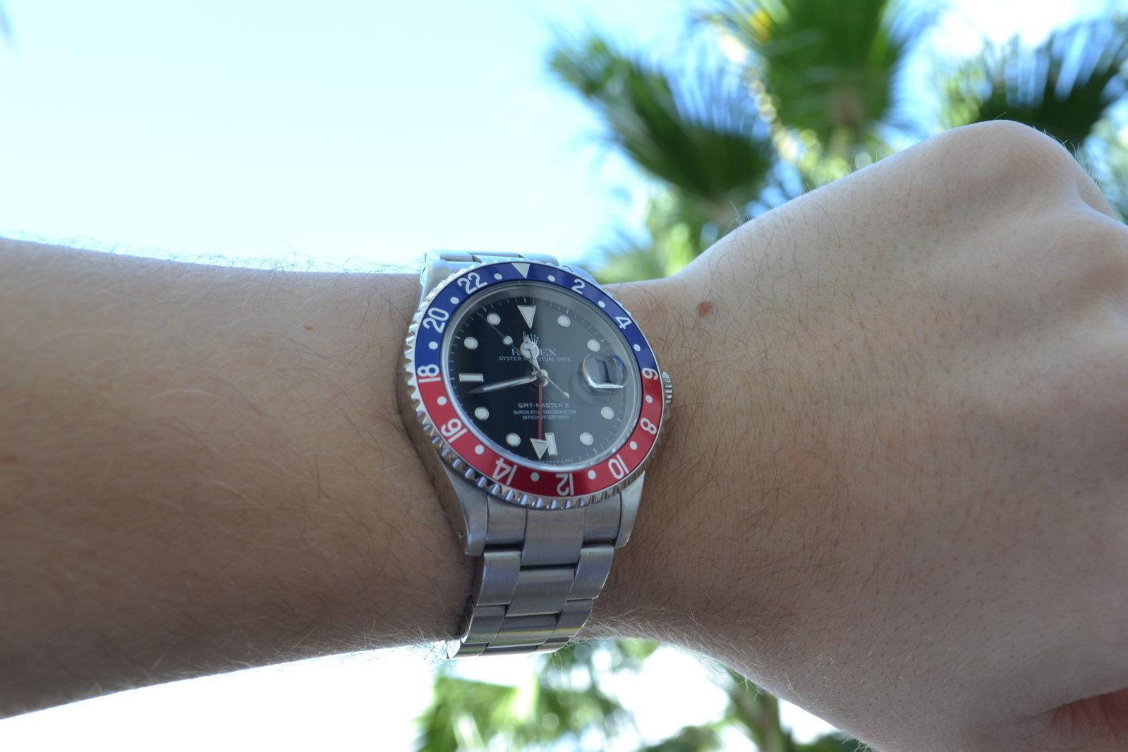GMT wristshot med palm himmel.JPG
