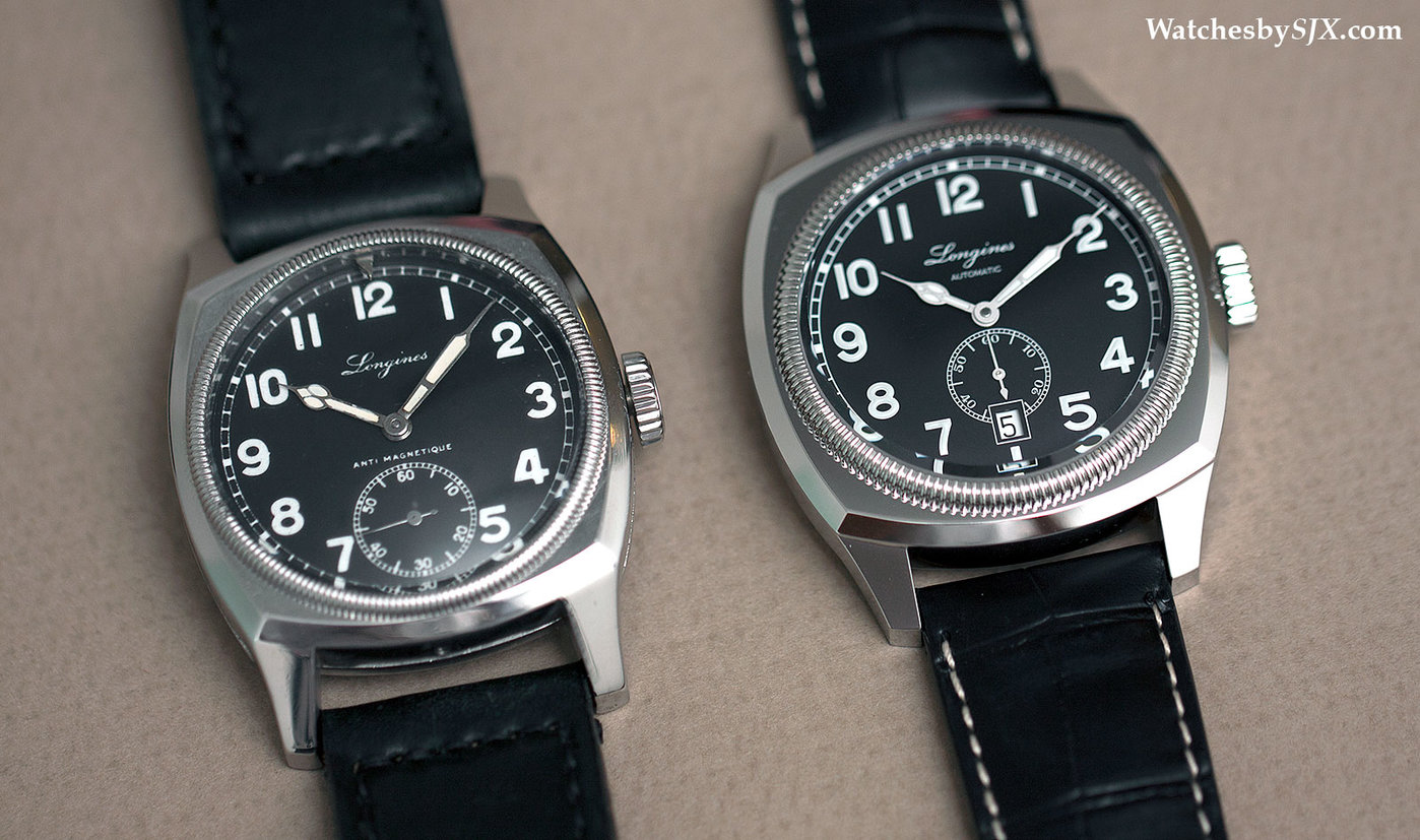 Longines Heritage 1935 and Czech Air Force comparison 1.jpg