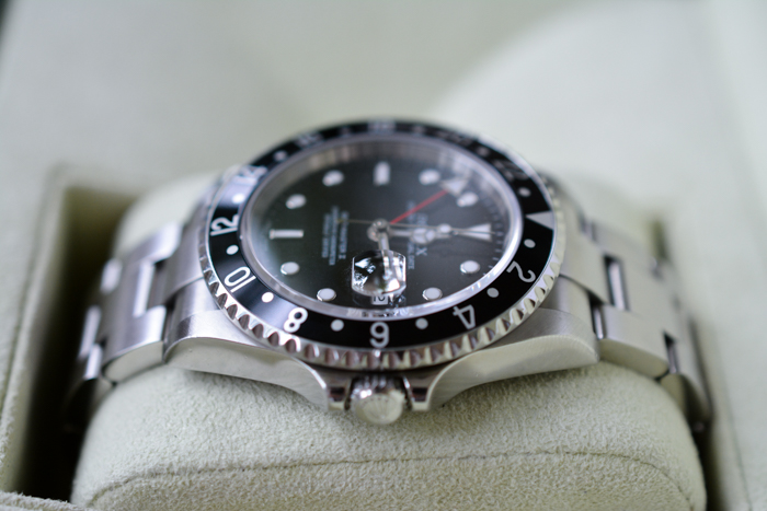 low GMT-2.