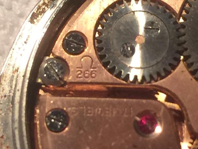 Omega cal 266 b.