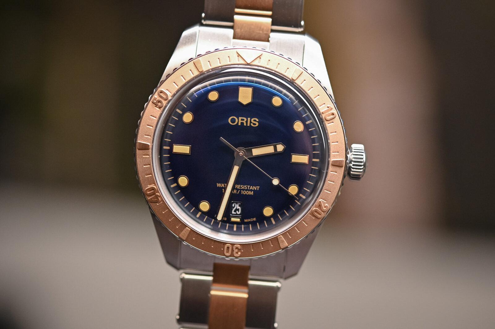 Oris-Divers-Sixty-Five-Bi-Colour-Bico-Steel-and-Bronze-Bracelet-4.