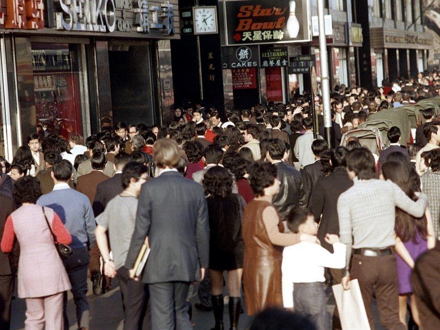 Photos of Life in Hong Kong in 1972 by Nick DeWolf (11).jpg