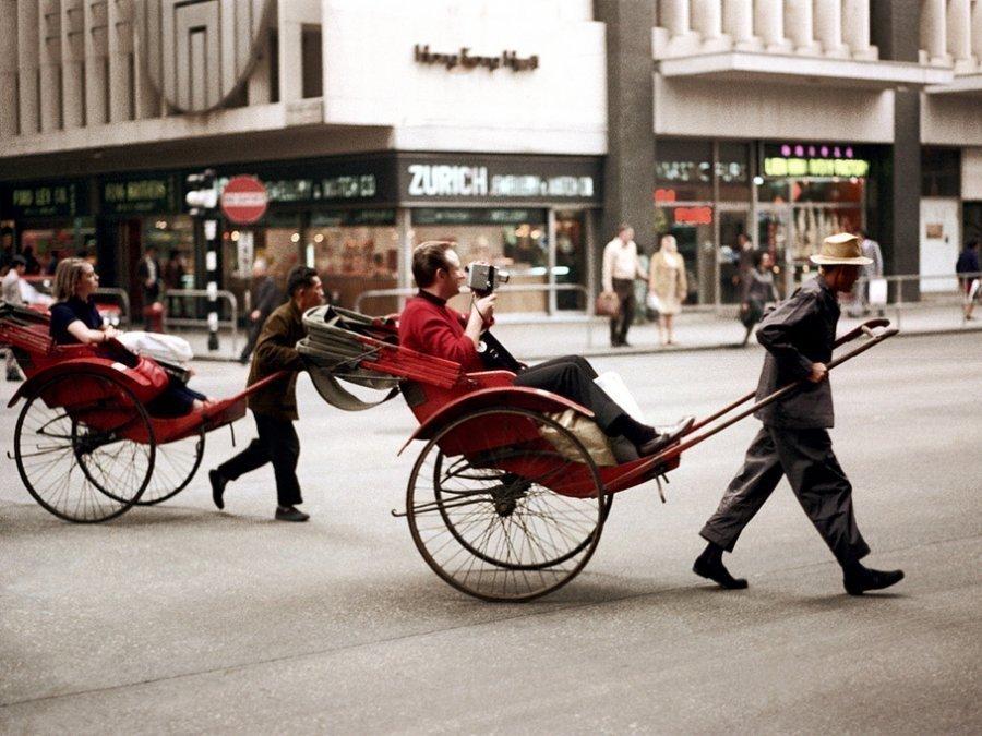 Photos of Life in Hong Kong in 1972 by Nick DeWolf (9).jpg