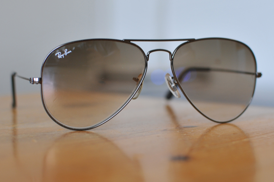 RayBanAVIATORRB3025Brown.