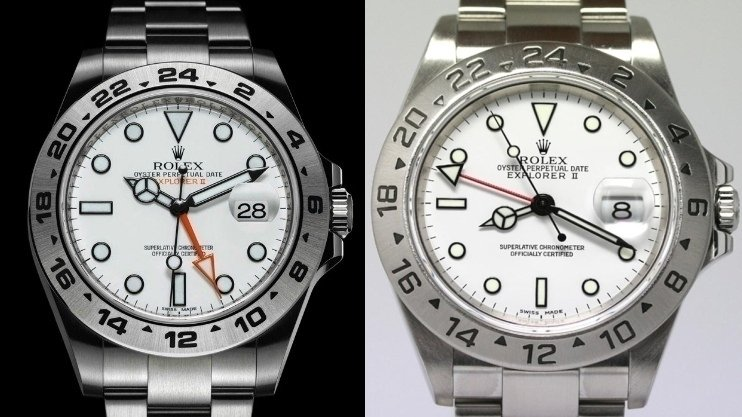 Rolex Explorer II White (post + pre 2011).jpg