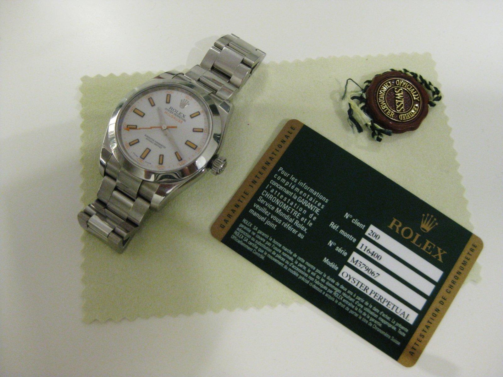 Rolex milgauss 2008 006.JPG