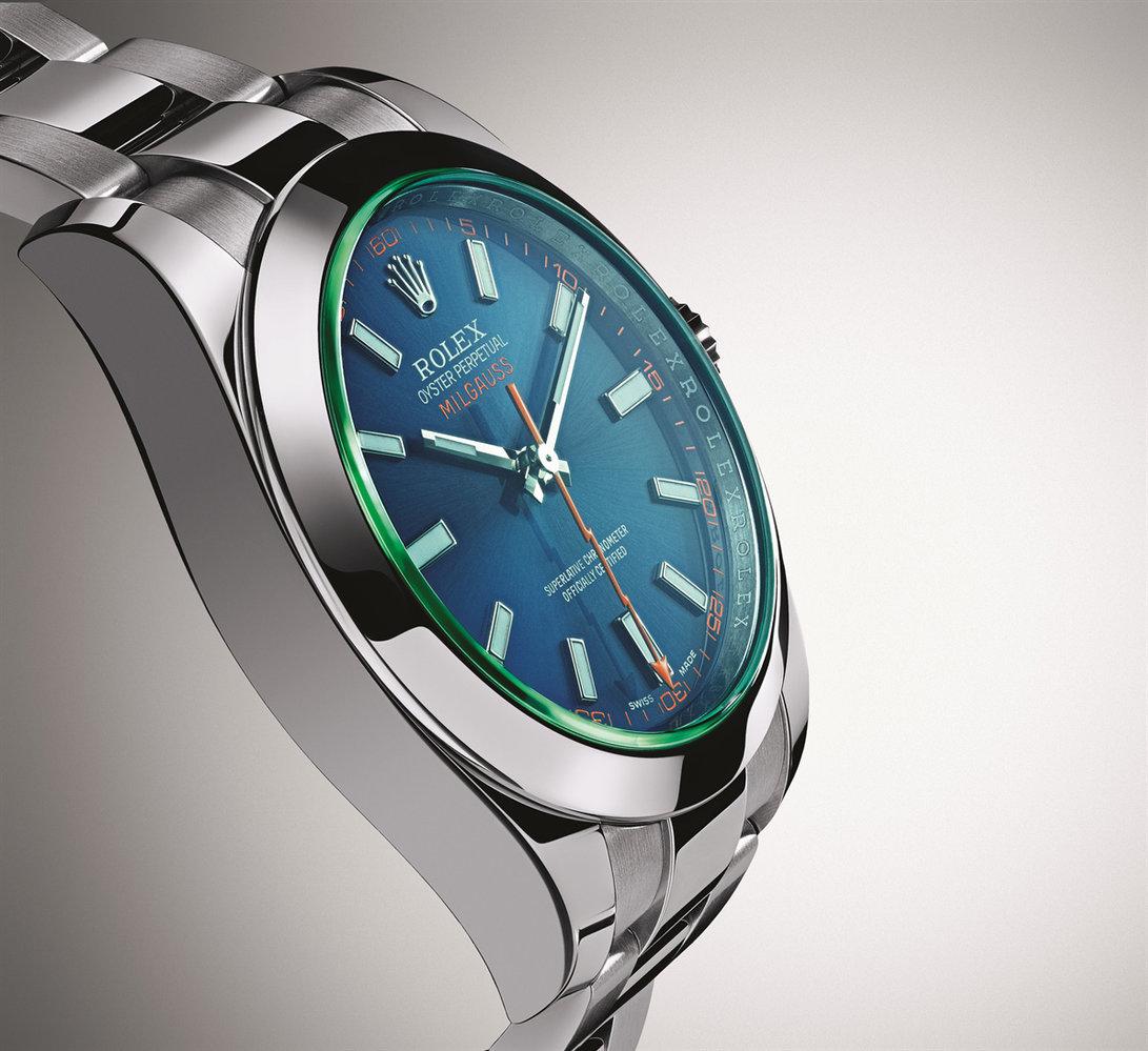 Rolex Milgauss Z Blue 116400 GV (3).jpg