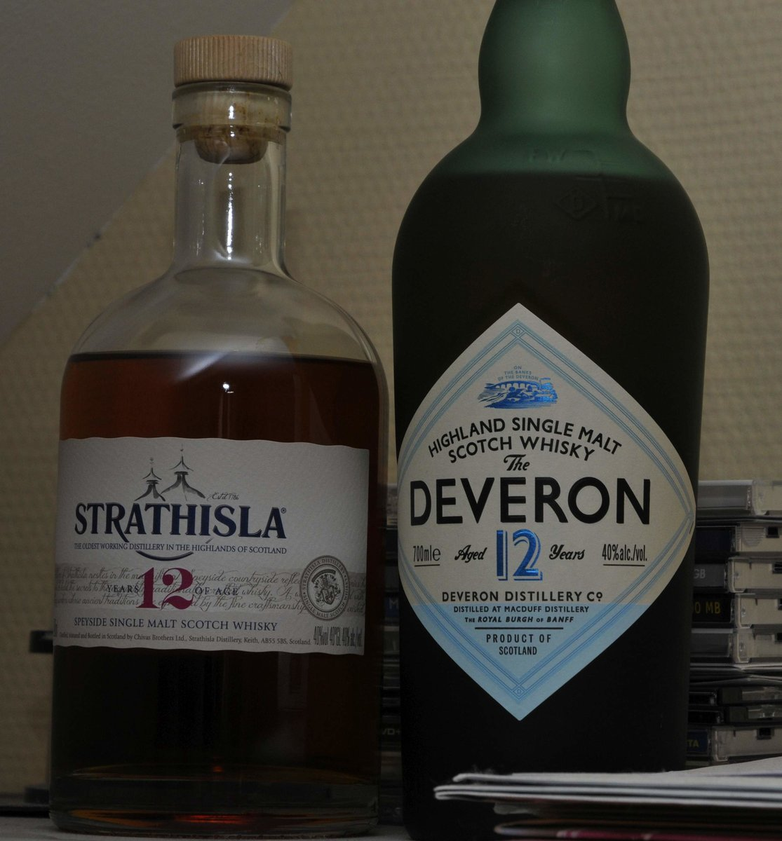 Dating Chivas flaska