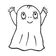spöketalban